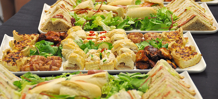 Fast office lunch catering and delivery services in London